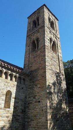 Tavernoles, إسبانيا: Iglesia románica Sant Esteve de Tavèrnoles