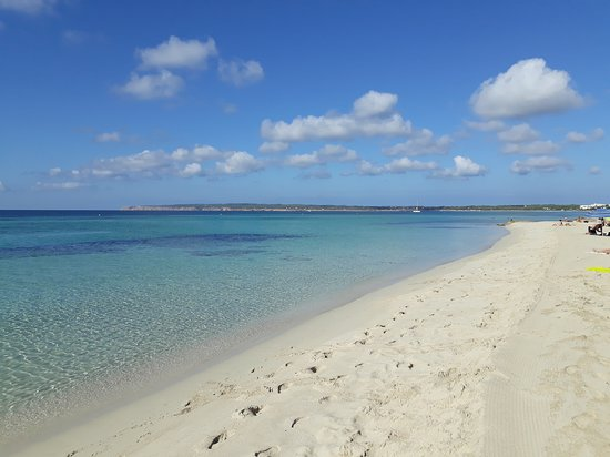 Foto Playa de Migjorn