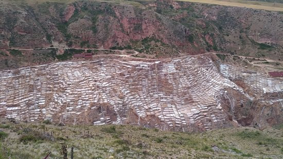 Maras, Peru: view from the road