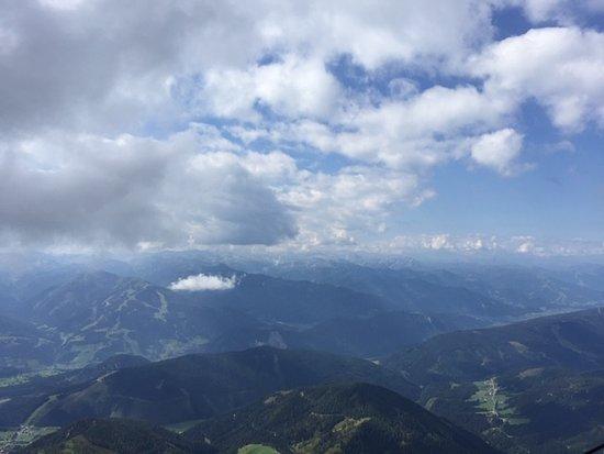 Liezen, ออสเตรีย: Blick vom Gipfel