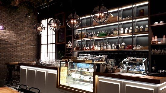 Food Lab Restaurant Prague Stare Mesto Old Town Restaurant
