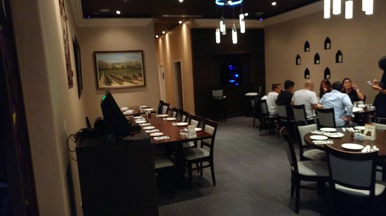 Dining Area Picture Of Ali Baba Persian Restaurant Los