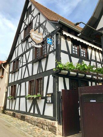 Hemsbach, Germany: Außenansicht