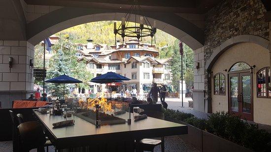 Mountain Village Photo