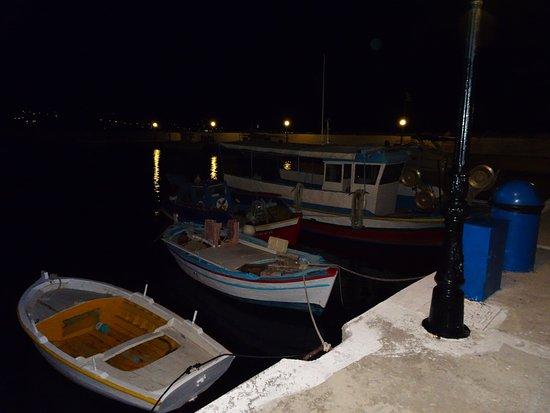 Καταρράκτης, Ελλάδα: Vista sul porto