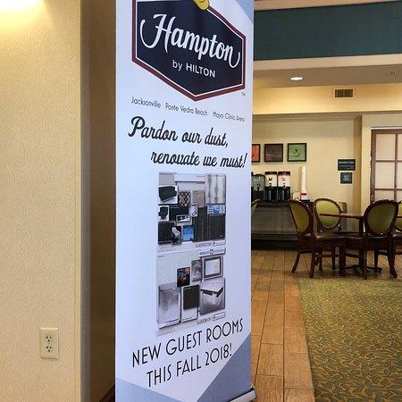 Hampton Inn Jacksonville/Ponte Vedra Beach-Mayo Clinic Area: photo5.jpg