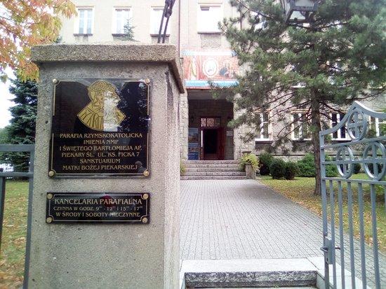 Piekary Slaskie, Polen: Bazylika Piekarska 3