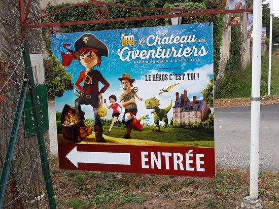 Avrille, Frankreich: entrée