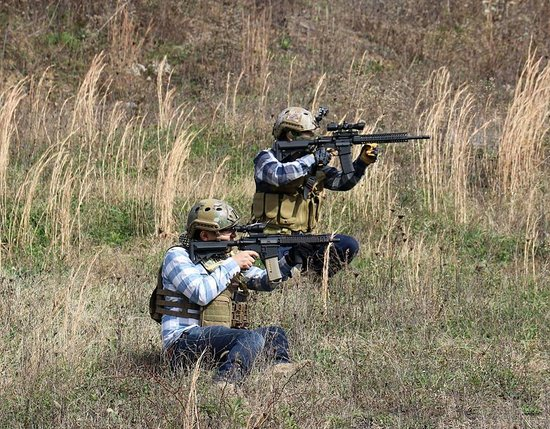North 40 Airsoft