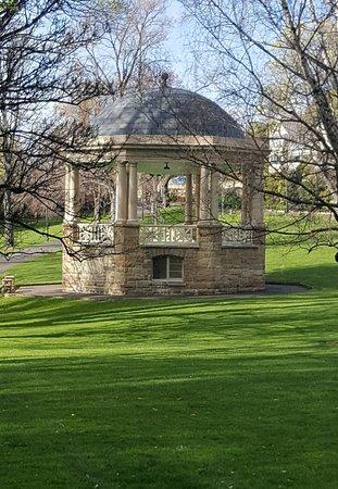 Greater Hobart, Australia: St. David's Park