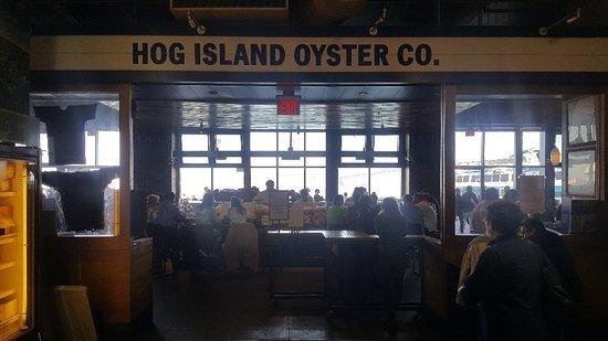 Hog Island Oyster Company: 20180923_145031_large.jpg