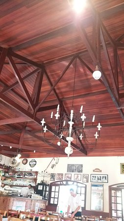 Santa Branca, SP: Interior