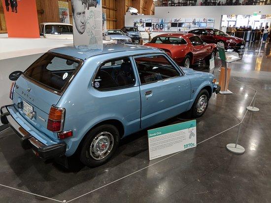 LeMay - America's Car Museum: 1970 Honda Civic!