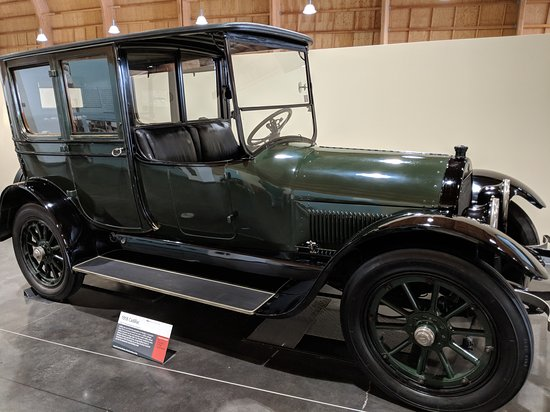 LeMay - America's Car Museum: An old Cadillac