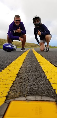 Paia, Hawaje: starting the tour