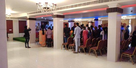 Nilambur, Indien: Conference hall / Party hall