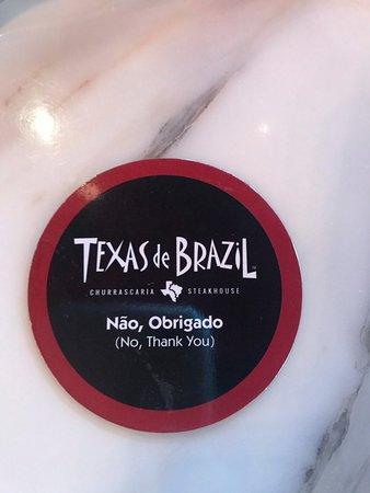 Texas de Brazil: Yes or No!