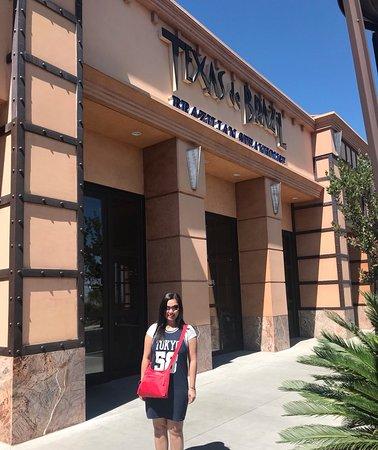 Texas de Brazil: One hot summer day in Vegas