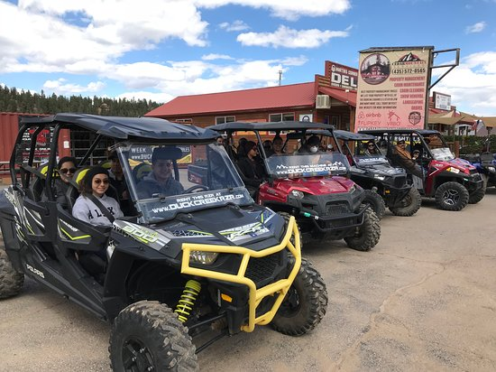 Duck Creek RZR