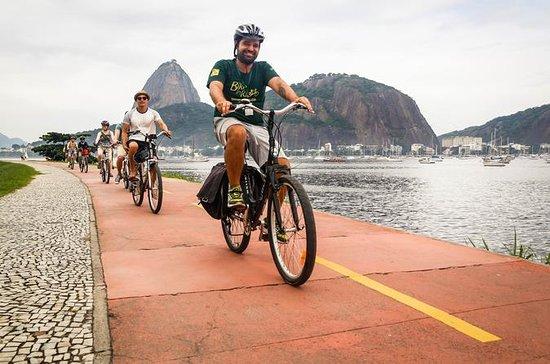 Excursão de bicicleta na Lapa, Praia...