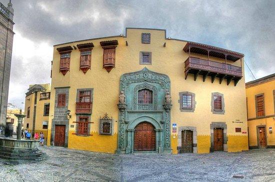 Tour pela Cidade Velha de Gran Canaria