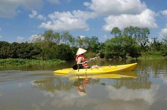 Tour del Delta del Mekong con kayak...