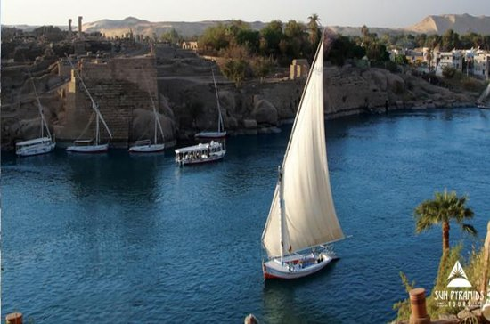 Dagstur till Aswan från Marsa Alam i ...