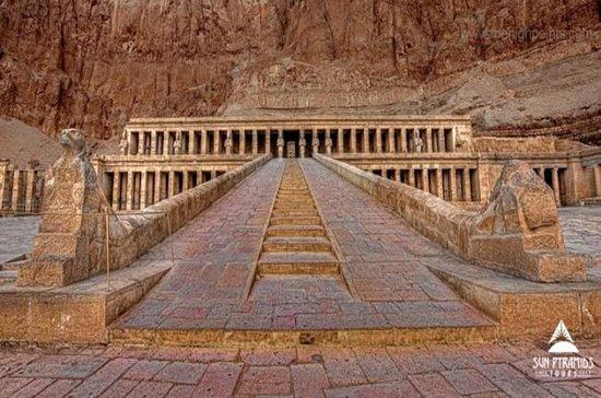 Dagstur till Luxor från Marsa Alam i ...