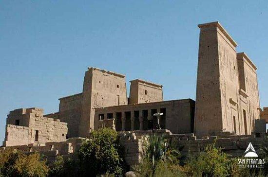 Två dagstur till Abu Simbel och Aswan i ...