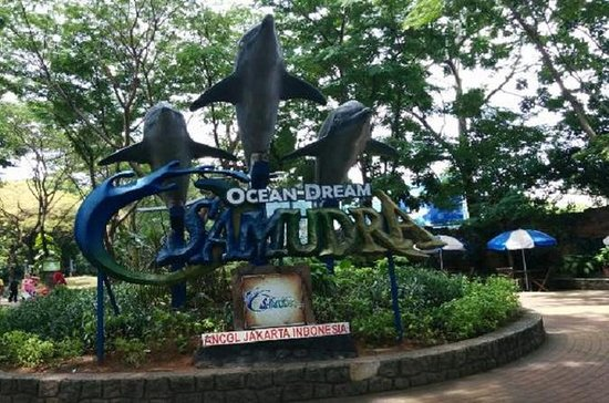 Ancol Ocean Dream Eintrittspass