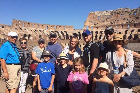 Colosseum Tour Express for Kids...