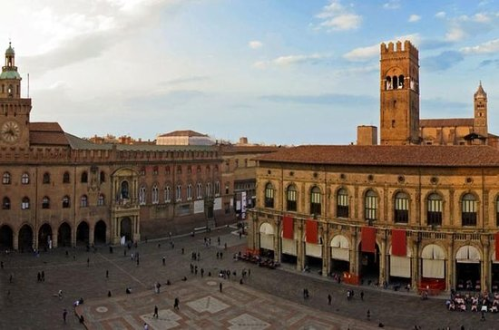 Klassisk Bologna Walking Tour