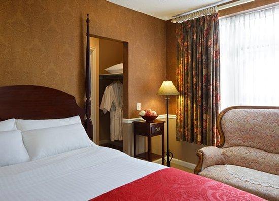Clayton, Μιζούρι: Guest room