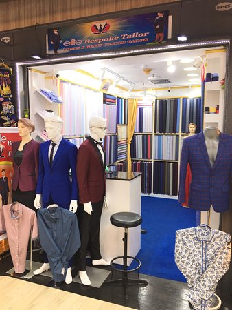 Elite Bespoke Tailor MBK