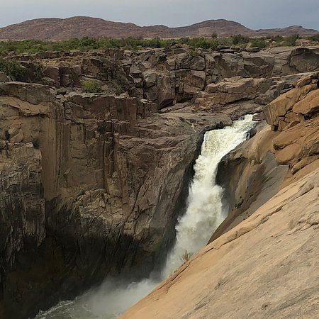 Augrabies Falls National Park, Sør-Afrika: photo0.jpg
