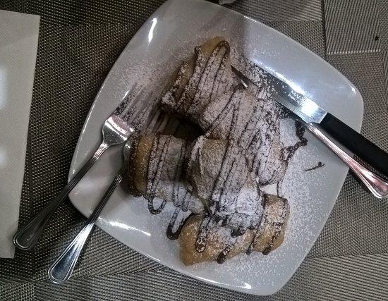 Piscina, Italien: il dolce