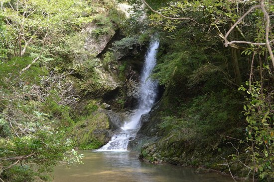 Niji no Taki Waterfall