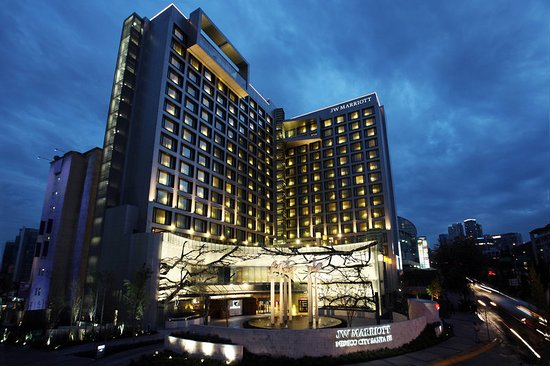 JW Marriott Hotel Mexico City Santa Fe