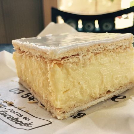 Elmore, Αυστραλία: Award Winning Vanilla Slice