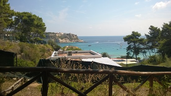 Tremiti Islands, Itália: Il tour