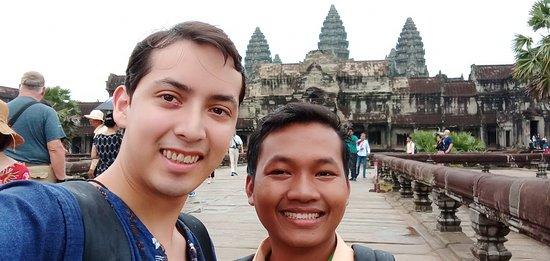 Cambo First Travel: Angkor Wat small Circuit