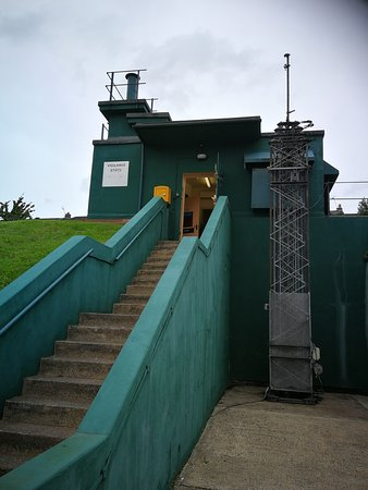 York Cold War Bunker لوحة