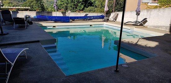 Sougraigne, Francja: la piscine