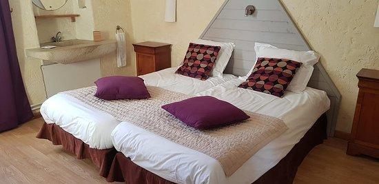 Sougraigne, Francja: 1 chambre de la suite