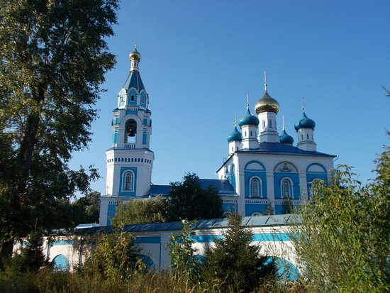 Temple in Honor of All Who Sorrow Russian