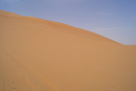 Liwa Oasis, Ηνωμένα Αραβικά Εμιράτα: Düne