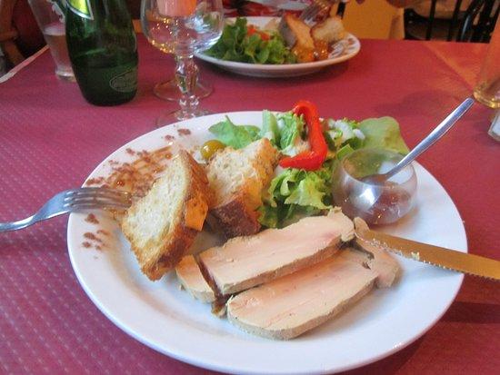 Degagnac, فرنسا: heerlijk !