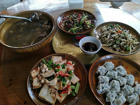 Wuyi Shan Restaurants