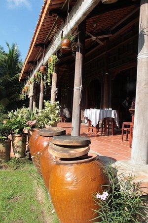 Đảo An Bình, Việt Nam: The front terrace