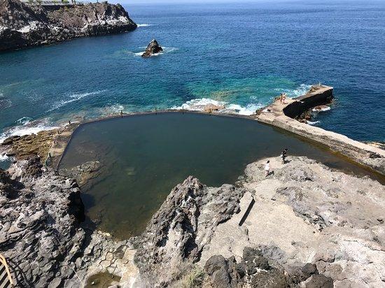 Charco de Isla Cangrejo